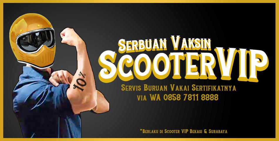 Promo Servis Serbuan Vaksin