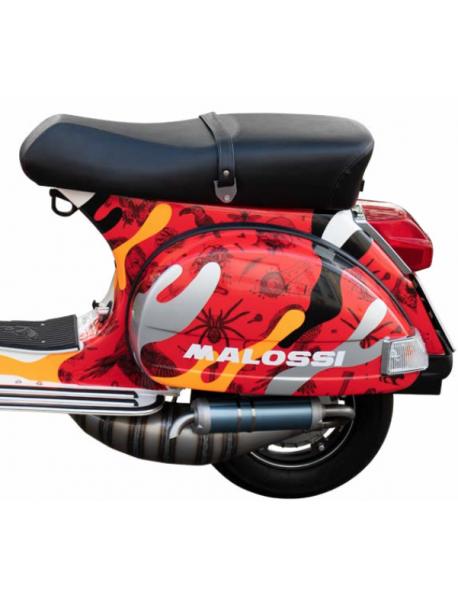 MALOSSI MHR VESPA PX 125 PX 150 RACING EXHAUST 3217664