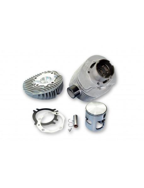 Polini Cylinder Kit 210cc Cast Iron Vespa PX200
