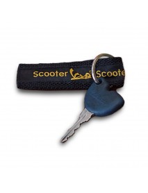 SCOOTER VIP KEYCHAIN