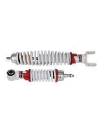 CARBONE SHOCK FRONT REAR FULL WHITE FOR PTS 6030.004/2B & 6033.002/5B